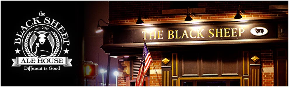 Black Sheep: Long Island Bar with Craft Beers: Mineola, NY